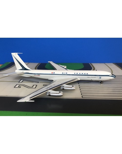 Air France Boeing 707-328 F-BHSC Fantainebleau 1/200 scale diecast Inflight 200