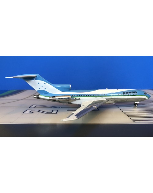 SAHSA Boeing 727-100 HR-SHF 1970s 1/200 scale diecast Inflight Models