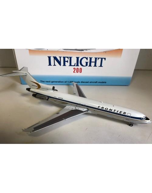 Frontier Boeing 727-200 N7278F 1960s 1/200 scale diecast Inflight Models