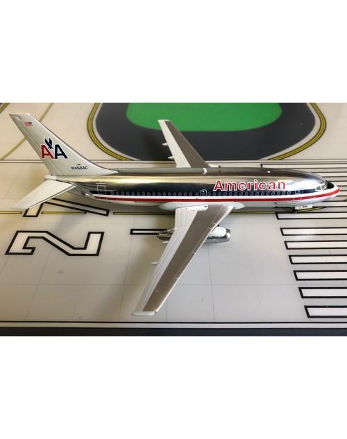 American Boeing 737-247 N466AC 1980s 1/200 scale diecast Inflight Models
