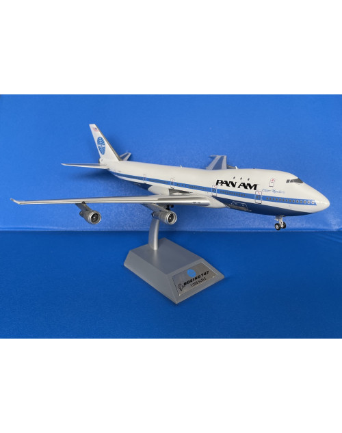 Pan Am Boeing 747-100 N725PA Clipper Mandarin 1/200 scale diecast inflight