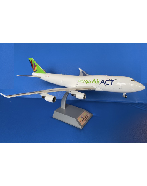 Air ACT Cargo Boeing 747-481BDSF TC-ACF 1/200 scale diecast Inflight 200