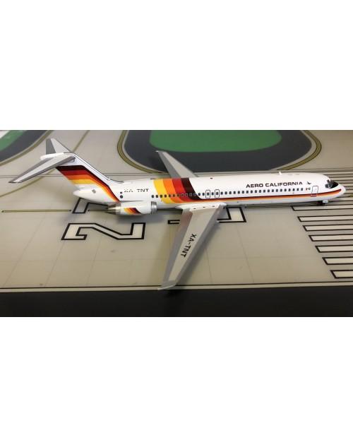 Aero California Douglas DC-9-30 XA-TNT 1/200 scale diecast Inflight Models