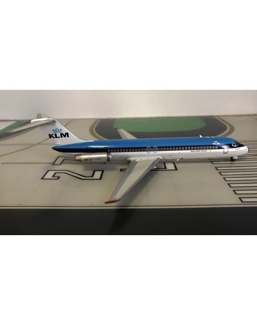 KLM Douglas DC-9-32 PH-DOB 1980s 1/200 scale diecast Inflight Models