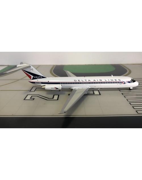 Delta Air Lines Douglas DC-9-32 N3336L 1960s 1/200 scale diecast Inflight Models