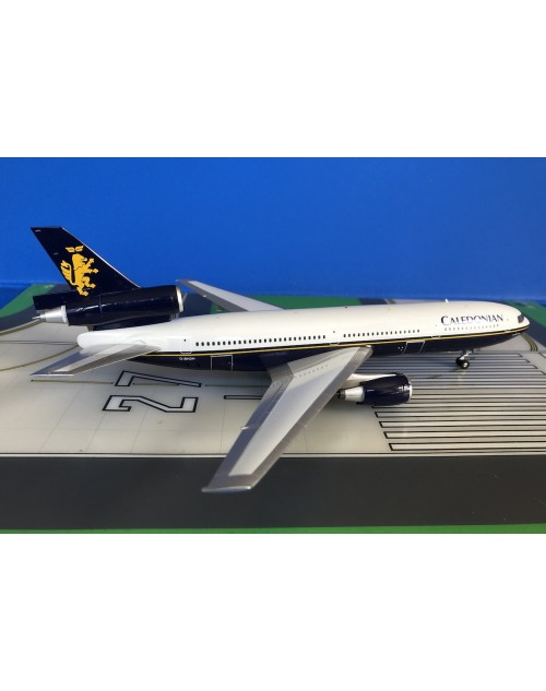 Caledonian Douglas DC-10-30 G-BHDH 1990s 1/200 scale diecast Inflight Models