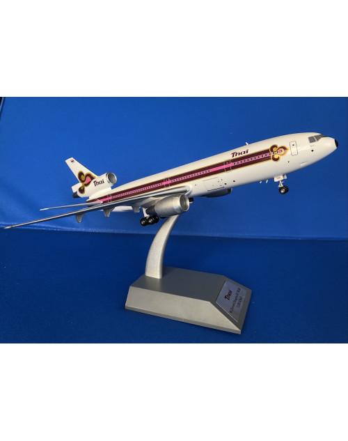 THAI McD Douglas DC-10-30 HS-TGD 1970s 1/200 scale diecast Inflight Models