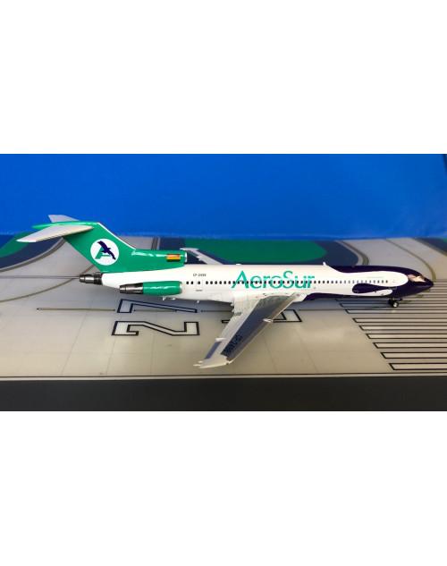 AeroSur Boeing 727-200 CP-2498 1/200 scale diecast Inflight Models/El Aviador models