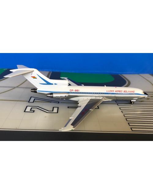 Lloyd Aereo Boliviano Boeing 727-100 CP-861 1/200 scale diecast Inflight/El Aviador Models