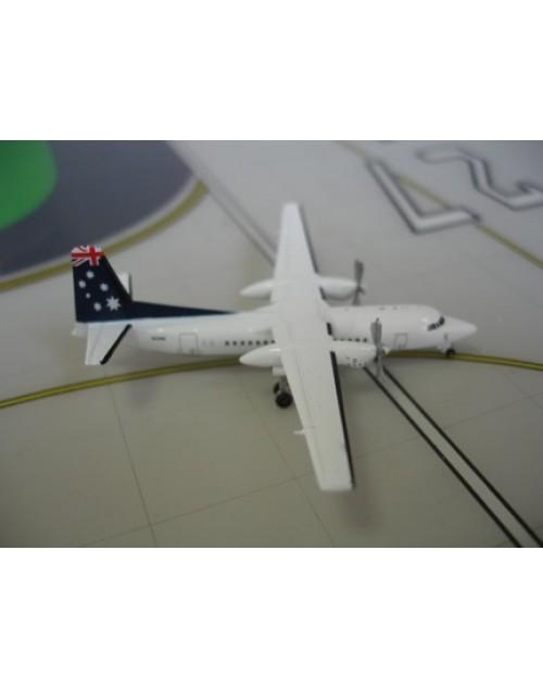 Ansett Australia Fokker F-27-200 VH-FNE Flag 1/400 scale diecast JC Wings Models