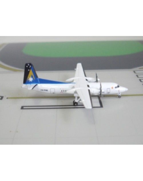 Ansett Australia Fokker F-50 VH-FND Star Ship 1/400 scale diecast JC  Wings Models