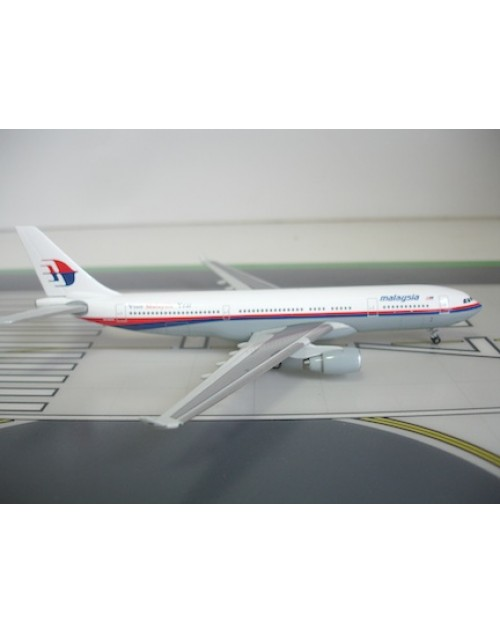 Malaysia Airbus A330-223 9M-MKW Visit Malaysia Year 1/400 scale diecast JC Wings Models