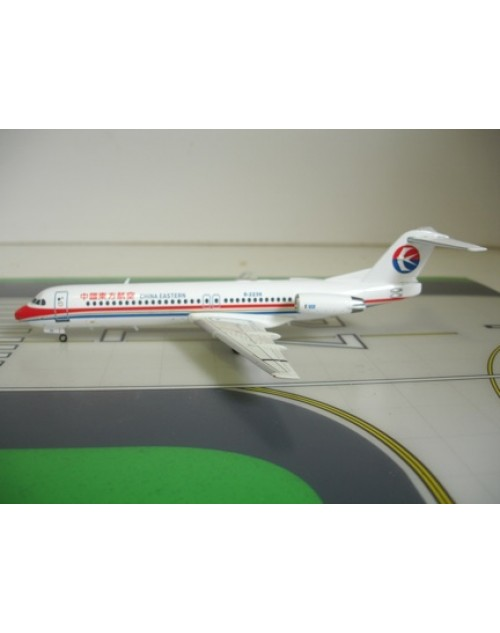 China Eastern Fokker F-100 B-2236 1/200 scale diecast JC Wings