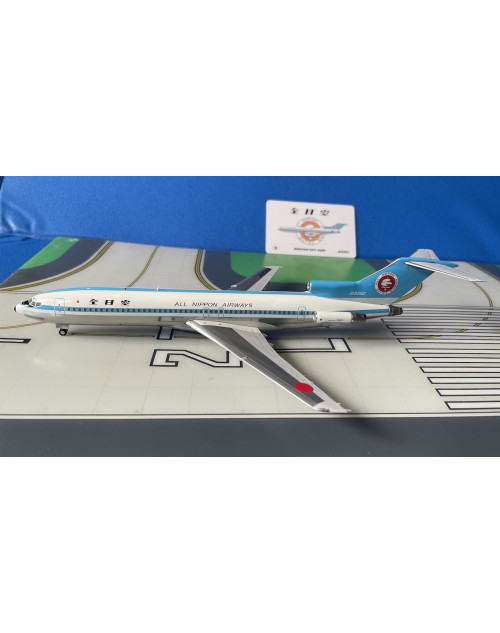 All Nippon Airways Boeing 727-281Adv JA8350 Mohican 1/200 scale diecast JC Wings