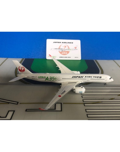 Japan Airlines Airbus A350-900 JA03XJ A350 1/400 scale diecast JC Wings
