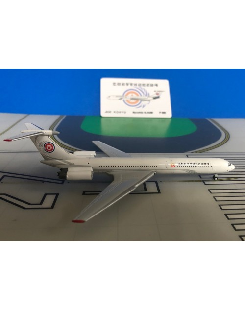 Democratic People's Republic of Korea IL-62M P-882 1/400 scale diecast JC wings