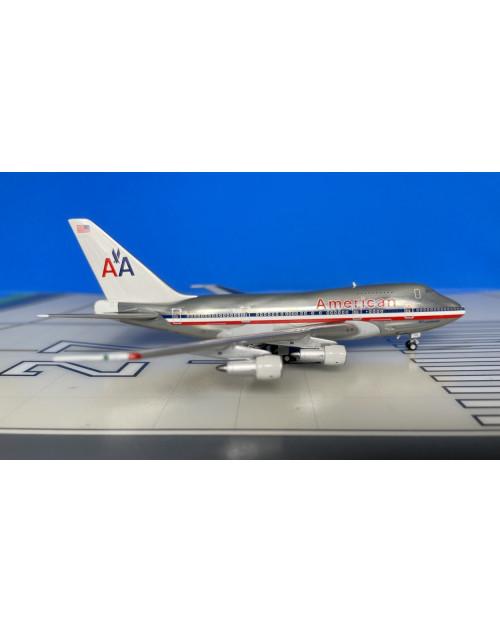 American Boeing 747SP-31 N602AA 1990s 1/400 scale diecast JC Wings