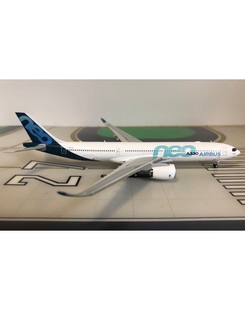 Airbus A330Neo F-WTTN Airbus House colors 1/400 scale diecast JC Wings