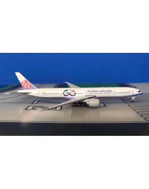 China Airlines Boeing 777-300ER B-18006 1/400 scale diecast JC Wings Models