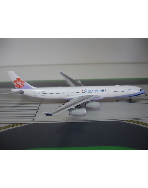 China Airlines Airbus A340-300 B-18801 1/400 scale diecast JC Wings Models