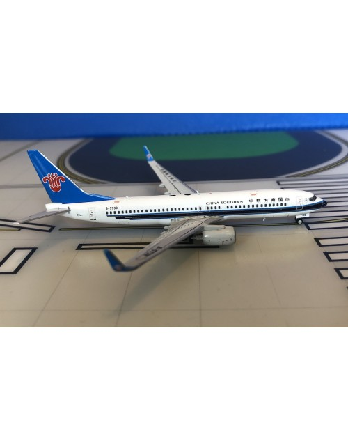 China Southern Boeing 737-Max8 B-5738 1/400 scale diecast JC Wings Models