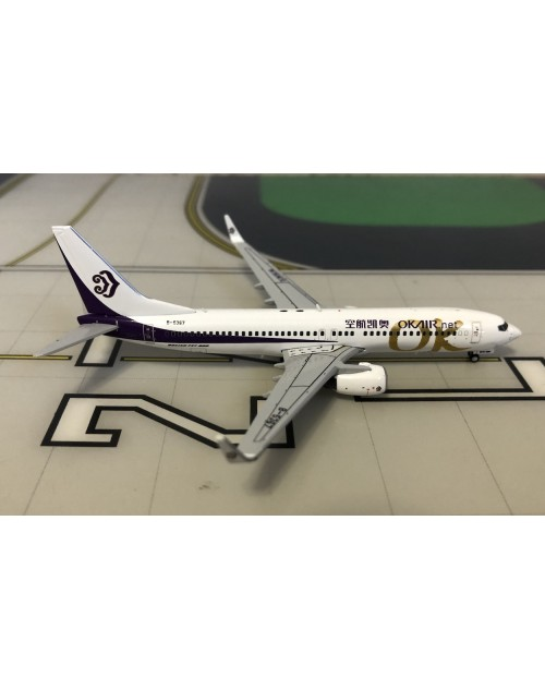OK Air Boeing 737-800 Winglets B-5367 1/400 scale diecast JCWings