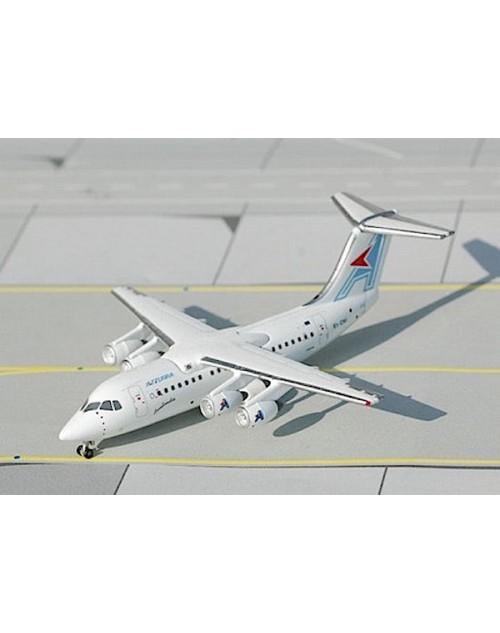 Azzurra British Aerospace BaE 146-200/RJ-85 EI-CNI 1/400 scale diecast Jet-X Models