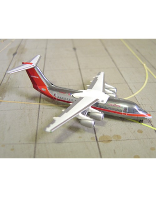 USAir British Aerospace BaE 146-200 N188US Polished 1/400 scale diecast Jet-X Models