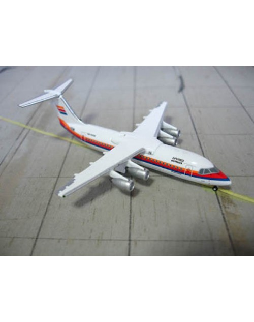 United Express British Aerospace BaE 146-300 N615AW 1/400 scale diecast Jet-X Models