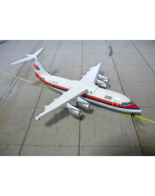 United Express British Aerospace BaE 146-300 N611AW 1/400 scalediecast Jet-X Models