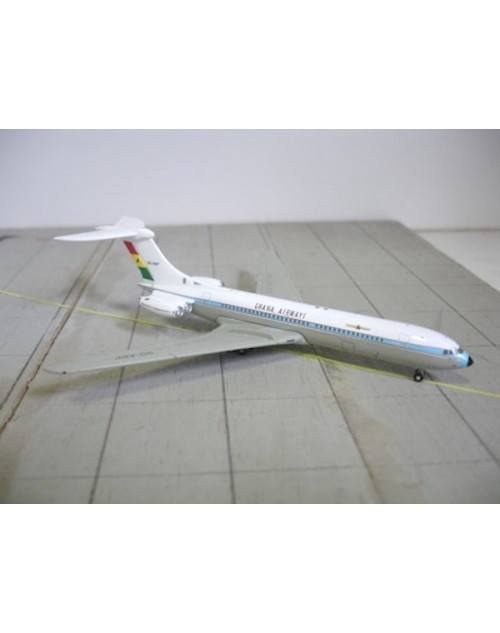 Ghana Airways Vickers VC-10 9G-ABP 1/400 scale diecast Jet-X Models