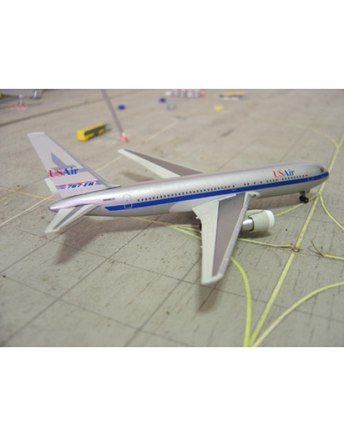 USAir Boeing 767-201ER N648US Piedmont Hybrid 1/400 scale diecast Jet-X/Dragon Wings Models