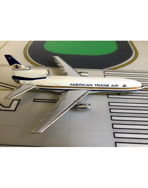 American Trans Air Lockheed L-1011-1 N197AT 1/400 scale diecast Loockness Models