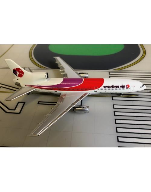 Hawaiian Lockheed L-1011-1 N763BE 1980s 1/400 scale diecast Lockness Models