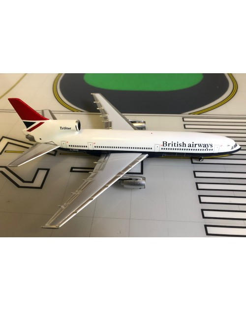 British Airways Lockheed L-1011 G-BBAE 1970 1/400 scale diecast Lockness Models