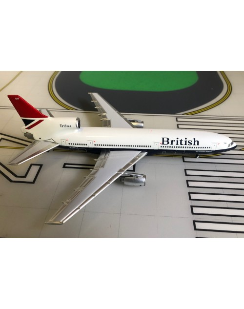 British Airways Lockheed L-1011 G-BBAF 1980 1/400 scale diecast Lockness Models