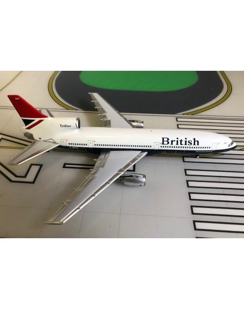 British Airways Lockheed L-1011 G-BBAF 1980 1/400 scale diecast Lockness Models