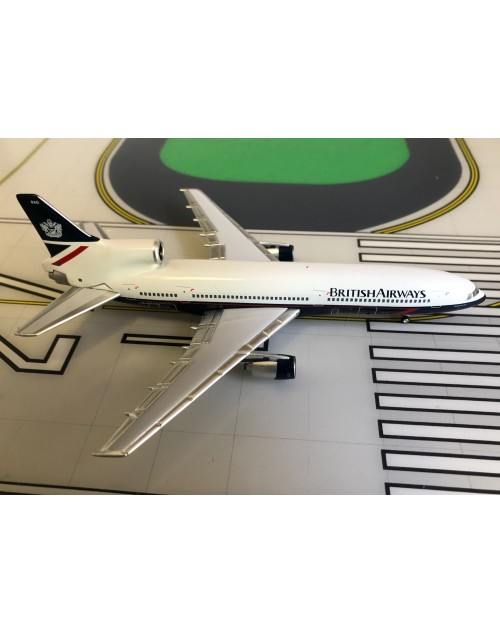 British Airways L-1011 G-BBAG Landor 1/400 scale diecast Lockness Models