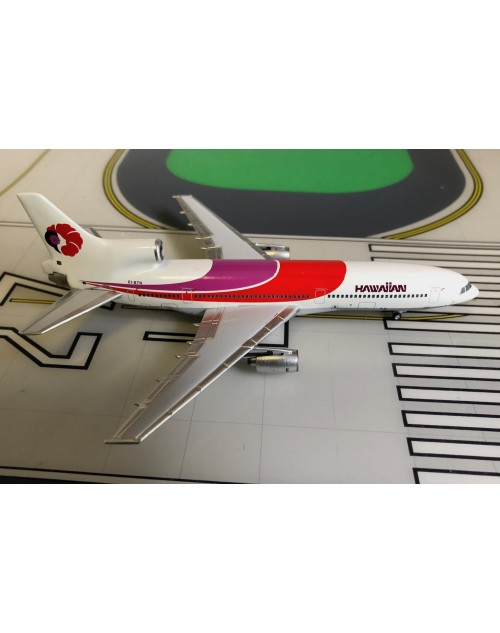Hawaiian Lockheed L-1011-1 EI-BTN 1980s 1/400 scale diecast Lockness Models