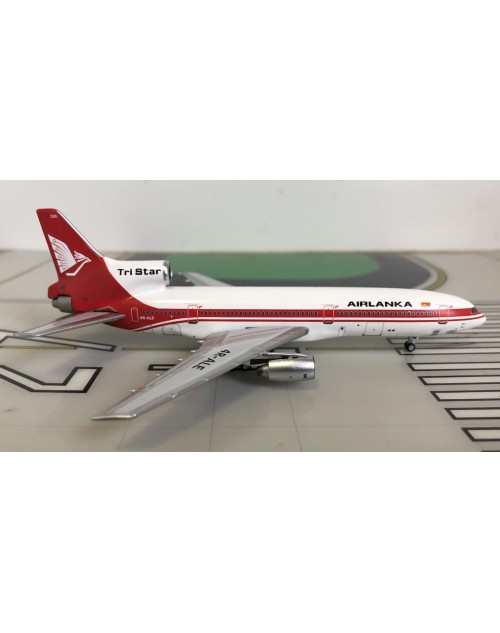 Air Lanka Lockheed L-1011-1 4R-ALE 1/400 scale diecast Lockness Models