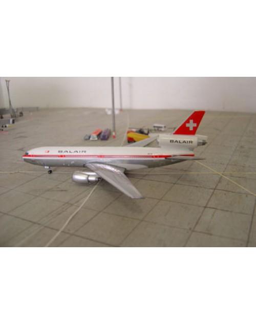 Balair Douglas DC-10-30 HB-IHK 1/400 scale diecast Phoenix Models