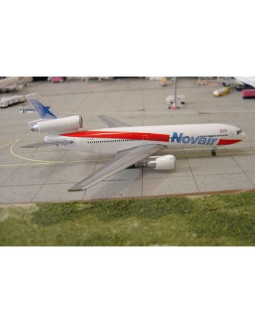 Novair Douglas DC-10-10 G-GCAL 1/400 scale diecast Phoenix Models