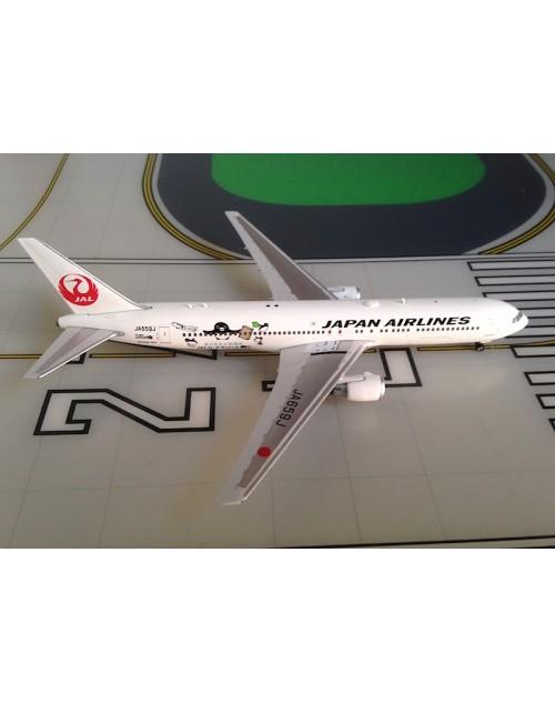 Japan Airlines Boeing 767-346ER JA659J Suica Penguin Jet 1/400 diecast Phoenix Models
