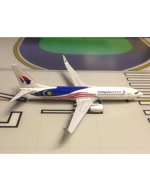 Malaysia Airlines Boeing 737-800/Winglets 9M-MXS 1/400 diecast Phoenix Models