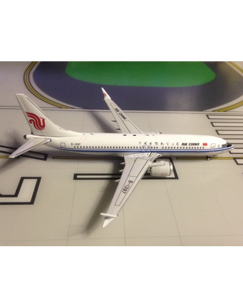 Air China Boeing 737 Max 8 B-1397 1/400 scale diecast Phoenix Models
