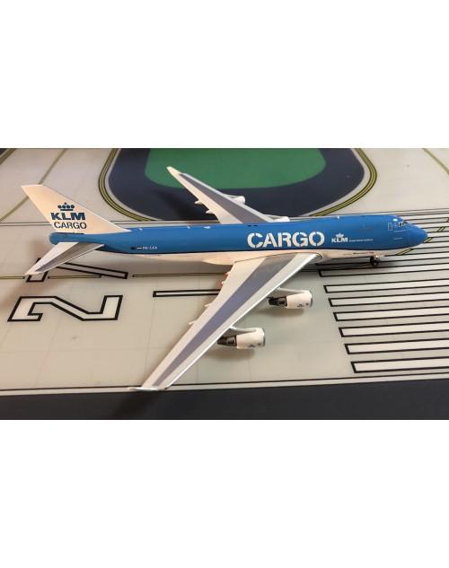 "KLM Cargo Boeing 747-400ERF PH-CKA ""Martinair"" logo 1/400 scale diecast Phoenix  Models"