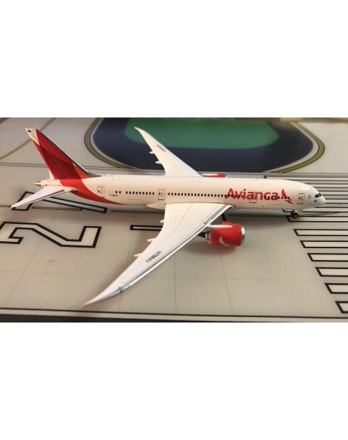 Avianca Boeing 787-8 N796AV 1/400 scale diecast Phoenix models