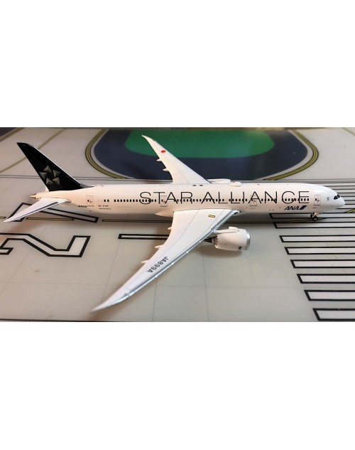 All Nippon Boeing 787-9 JA899A Star Alliance 1/400 scale diecast Phoenix Models
