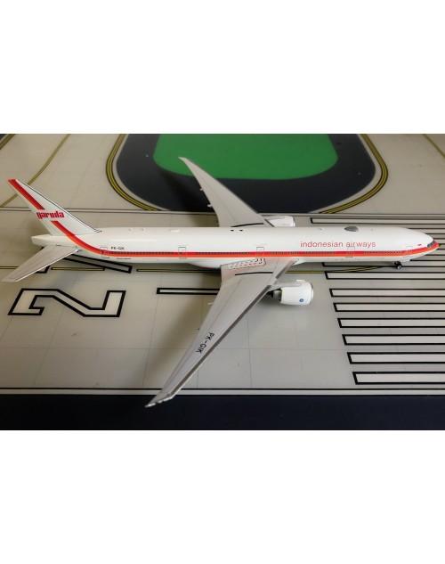 Garuda Boeing 777-300ER PK-GIK Retro 1/400 scale diecast Phoenix Models