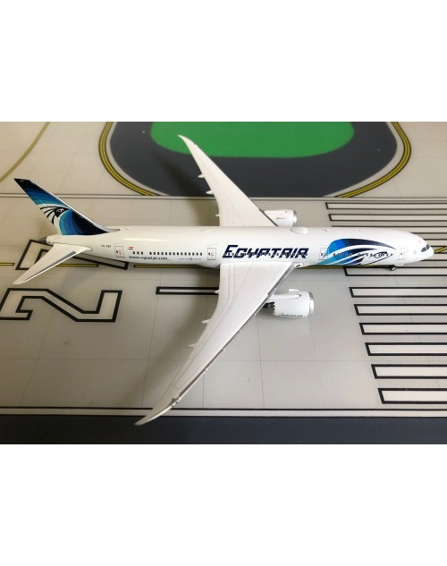 EgyptAir Boeing 787-9 SU-GER new colors 1/400 scale diecast Phoenix Models
